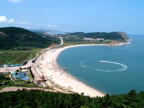 景区简介  长岛旅游景区位于山东省唯一的海岛县长岛县南北长山