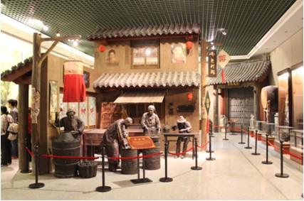民俗馆,荣成的记忆宝箱_推荐欣赏关于建筑设计的说说图片