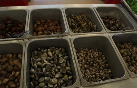 威海美食篇—海鲜自助盛宴