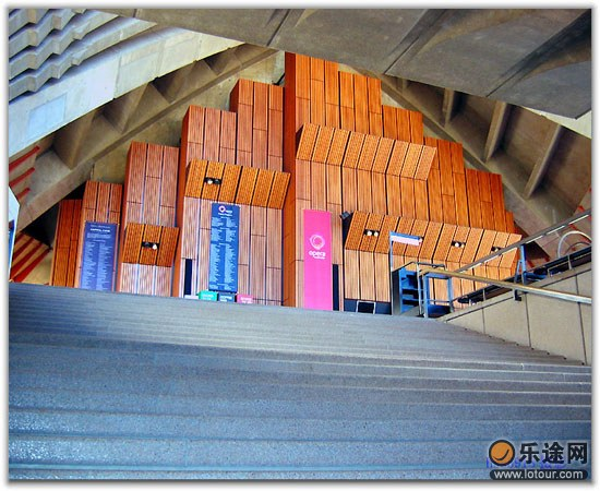 歌剧院内部_不一样的悉尼风光(组图)_乐途旅游网
