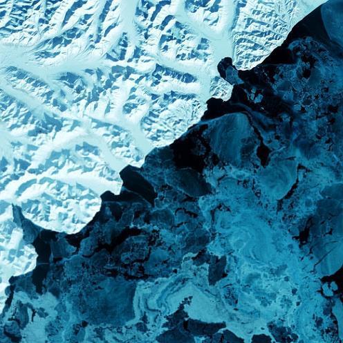 图集:从外太空看地球炫彩自然景观 - 天行健 - 天行健的博客